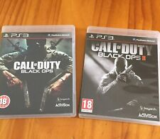 Call of Duty: Black Ops & Black Ops 2 (II) | PlayStation 3 (PS3)
