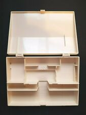 RARE BROTHER KNITTING MACHINE ELECTRONIC SERIES KH940 KH950 TOOL & ACCESSORY BOX