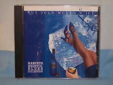 Put Your World On Ice Harveys Bristol Blues Collection CD 1997 Cuestaloeb Record