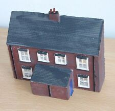 Detailed Model Railway Low Relief House HO / OO New 06