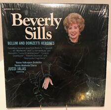 Beverly Sills Bellini & Donizetti Heroines Jussi Jalas Westminster Stereo 17143