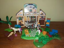 playmobil stables horse  bundle