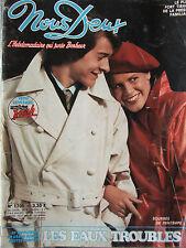 NOUS DEUX N°1705 - Nous Deux Flash : Julie Andrews - R photos M. Le Royer