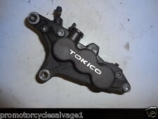 SUZUKI GSXR 750 SRAD 1997 1998 1999 2000 INJ:BRAKE CALIPER - FRONT LEFT:USED