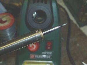 Tips Bits Fit's Lidl Parkside PLS48B1, PLS48A1 PLS48C1 Solder Station PLBS30A1