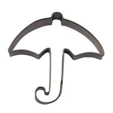 Ausstecher / Ausstechform Schirm, geöffnet