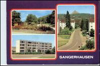 DDR AK Sachsen-Anhalt SANGERHAUSEN Oberschule Juri Gagarin, Südsiedlung Leninstr