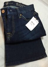 New 7 For All Mankind Women Short Inseam Karah Bootcut Jeans Size 26