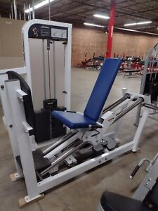 Life Fitness Pro2 Leg Press used preowned commercial strength machine