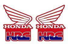 Radiator Shroud Decals for Honda CR500 CR250 CR125 dirtbikes