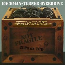 Bachman-Turner Overd - Not Fragile / Four Wheel Drive [New CD]