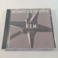 REM Automatic for the People CD