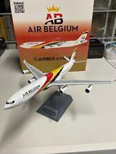 Air Belgium A340-300 Inflight 1:200