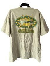 Vintage 90s HFStival Music Festival 1997 Beck Prodigy Summercamp T-Shirt Size XL