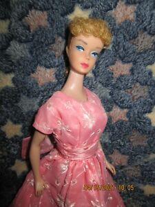 Vintage Barbie Blonde Ponytail #5 NICE GIRL!