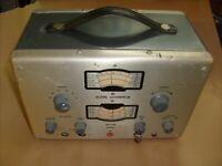 RCA WR-49A RF Signal Generator - untested - parts , repair
