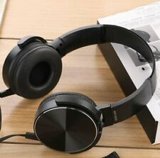 Casque Ecouteurs Jack 3,5mm MDR XB450 Extra Bass Musique Sport Neuf Et Emballé