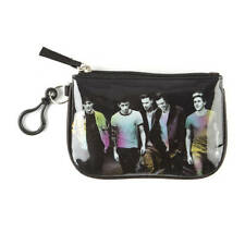 1D One Direction Coin Purse Metallic Money Bag Case Harry Liam Louis Zayn Niall