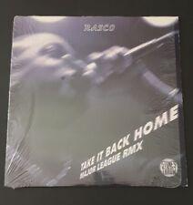 "RASCO - 'Take It Back Home' 12"" Single LP 45 RPM Stones Throw Records 1998"