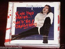 Impaler: If We Had Brains We'd Be Dangerous CD 1999 Century Media CM 66051-2 NEW