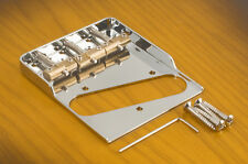 Vintage/Modern Advanced Telecaster Bridge-Tele Bridge w/Compensated Saddles-