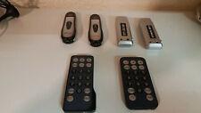 Lot clé USB STICK TNT MPEG 2 - 2 clés Toshiba et 2 clés sans marque