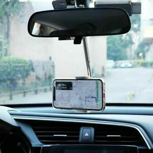 New 360° Rearview Mirror  Phone Holder 2021 HOT