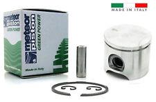 Meteor piston kit for Husqvarna 61 48mm Italy non-windowed w/ Caber Ring Italy
