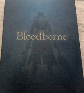 PS4 Bloodborne First Press Limited Edition Play station 4 Action RPG game Japan
