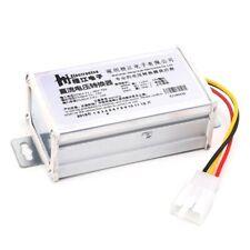 Convertidor de CC a CC Buje reductor de voltaje de transformador de entrada 24V-60V Salida 12V 10 A//120W para Veh/ículo El/éctrico