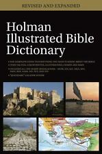Holman Illustrated Bible Dictionary (2015, Hardcover, Revised)