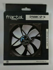 Fractal Design Dynamic GP-14 140mm 1000 RPM Case Fan White Blades