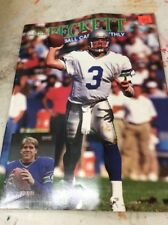 Beckett Football Magazine Monthly Price Guide Rick Mirer March 1994