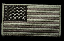 USA AMERICAN FLAG TACTICAL US ARMY MORALE MILITARY ACU 3.5 inch HOOK PATCH