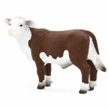 HEREFORD CALF LOOKING Replica 387083 ~ FREE SHIP/USA w/ $25.+ Mojo Products