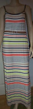 New Look Viscose Summer/Beach Striped Dresses for Women