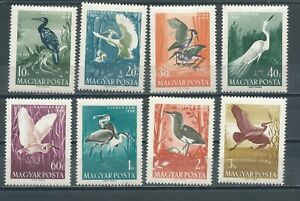 HUNGARY - 1959 Water Birds  (MH)