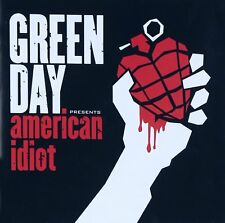 *40 SOLD* Green Day - American Idiot - CD - New! CD! FREE SHIPPING!