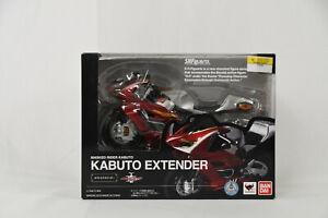 Bandai S.H.Figuarts Kamen Rider Kabuto KABUTO EXTENDER Japan Import NIB