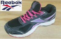 💥REEBOK ATHLETIC WOMENS BLACK PURPLE RUNNING SHOES 1AP506813 V48113 SIZE: 7.5