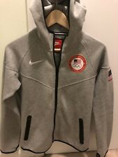 Nike Women's Tech Fleece USA Olympic 2012 London Jacket Size XL 582867 063