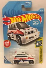 Hot Wheels '85 Honda City Turbo II HW Speed Graphics D Case Die Cast Car Civic