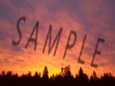 Digital Photo Picture Image Morning Sunrise  background
