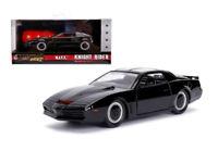 Knight Rider K.I.T.T. 1982 Pontiac Firebird Diecast Car 1:32 Jada Toys 5 inch
