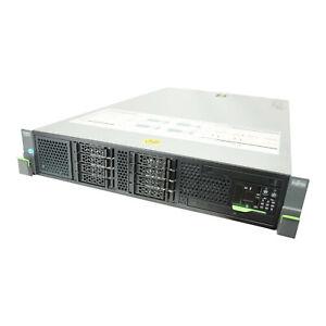 Fujitsu Primergy RX300 S7 Server 2x 6C E5-2620 @2GHz 32GB RAM D2616 8x SFF