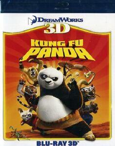 Kung Fu Panda (3D) (Blu-Ray) 039781BX PARAMOUNT