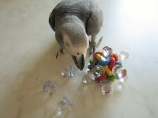 Papageien Spielzeug Binky Ball XXL, Denkspielzeug,Lernspielzeug,Tischspielzeug