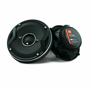 "JBL GTO629 6.5"" GTO 2-Way Grand Touring Series Coaxial Car Audio Speakers"