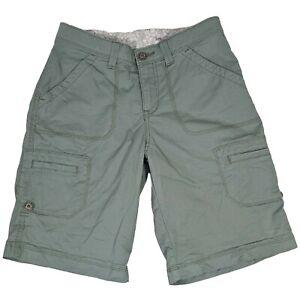 """LEE Green Comfort Waistband Cargo Shorts - Waist 29"""""""