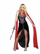 DREAMGIRL SCANDALOUS SWORD WARRIOR HALLOWEEN COSTUME ADULT SIZE MEDIUM